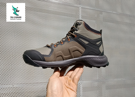 K DRY WATERPROOF MID DARK BROWN