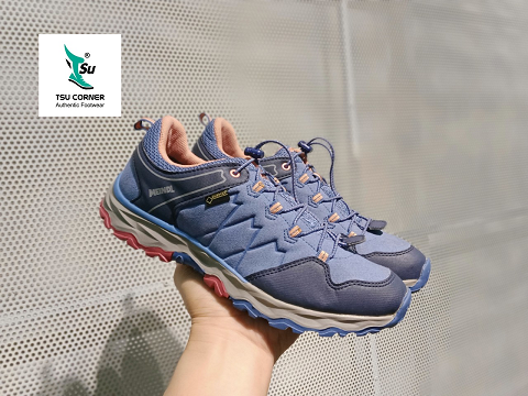 M. DL TREKKING LOW LIGHT NAVY PURPLE