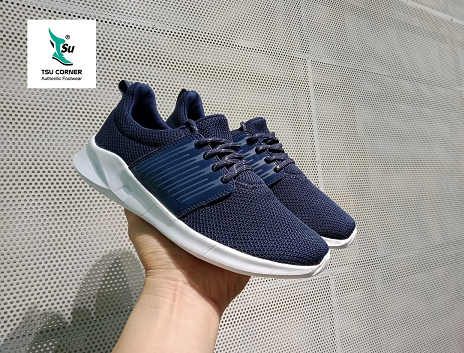 PLACE SLIP ON SNEAKER NAVY