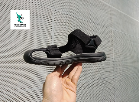 Sandals Rova RV25 Black Black