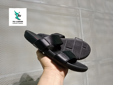 VENTO SLIPPERS 4910 BLACK BLACK