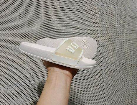 VENTO SLIDES AD15 WHITE