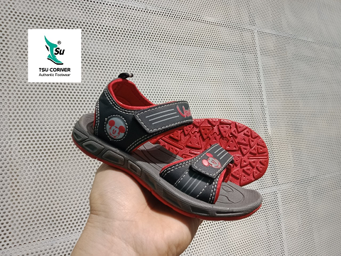 VENTO KIDS VTK 07B BLACK RED