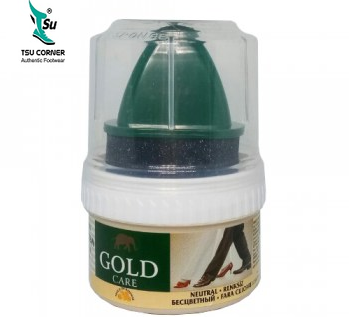 GOLDCARE SHOE POLISHING CREAM