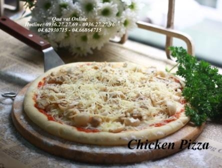 ChickenPizza bé