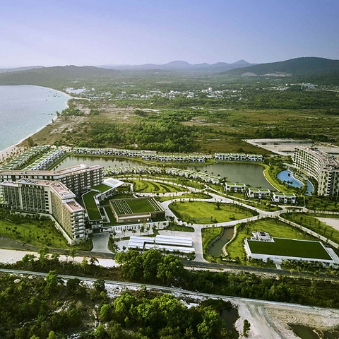 Mövenpick resort waverly Phú Quốc