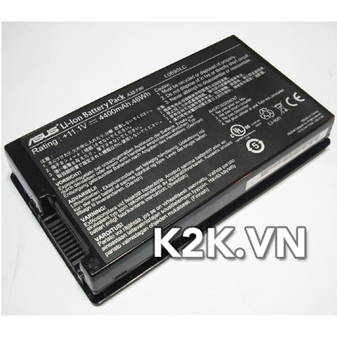 Pin Laptop Asus K62