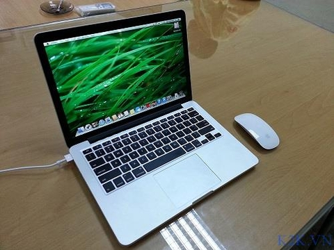 Apple Macbook Pro Retina 13' (Late 2013) ME866 (Intel Core i5 2.6GHz, 8GB RAM, 512GB SSD, VGA Intel Iris Graphics, 13.3 inch, Mac OS X Mavericks)