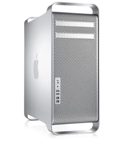 Apple MacPro MC560 (Intel Xeon Quad Core W3530 2.8GHz, 32GB RAM, 256GB SSD, VGA ATI Radeon HD 5770, Mac OSX 10.5 Leopard)