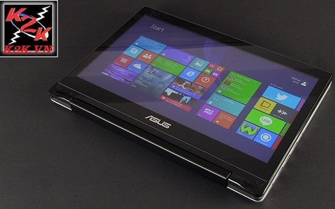 Asus Flip Q302LA-BSI5T16 (Intel Core i5-5200U 2.2GHz, 8GB RAM, 500GB HDD, VGA Intel HD Graphics, 13.3 inch Touch Screen, Windows 8.1)
