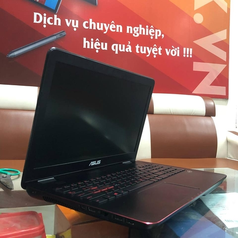 Asus G551JW (Intel Core i7 4720HQ 2.6GHz, 8GB RAM, 1TB HDD, VGA NVIDIA GeForce GTX 960M, 15.6 inch, Windows 8.1)