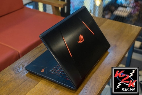 ASUS ROG GL753VE / Intel® Core™ i7-7700HQ / 16GB RAM / 128GB SSD + 1TB HDD / NVIDIA GTX 1050 Ti - 4GB DDR5 / 17.3 INCH FULL HD (1920x1080)