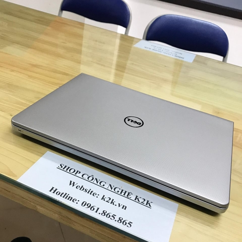 Dell Inspiron 14 5458 (Intel Core i3-5005U 2.0GHz, 4GB RAM, 1TB HDD, VGA Intel HD Graphic 5500, 14.1 inch, Windows 8.1)
