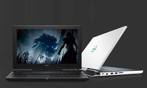 Dell G7 7588 Core i7-8750H | 8GB RAM | 256GB SSD| GTX 1060 6GB + UHD Graphics 630 | 15.6 FHD IPS | Finger | KeyLed Blue | Win 10
