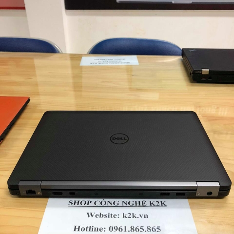 Laptop Dell Laltitude E7480, Intel Core i5-7300U, 8GB RAM, 256G SSD, 14 Inch QHD 2560x1440 cảm ứng, Intel Graphics 520