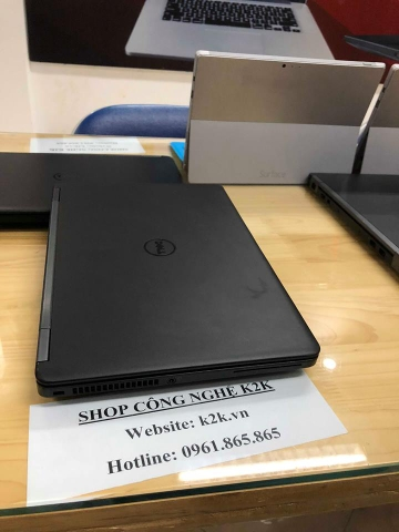 Dell Latitude E5250 (Intel Core i5-5300U 2.3GHz, 8GB RAM, 256GB SSD, VGA Intel Graphics 5500, 12.5 inch, Windows 8.1 Pro 64 bit)