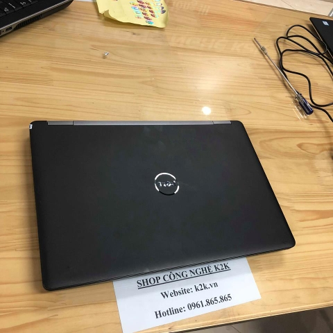 Dell Precision M3520 Core i7-6820HQ / 8GB RAM DDR4 / 512GB SSD / 15.6 inch Full HD / NVIDIA Quadro M620 - 2GB GDDR5 / Windows 10 Pro.