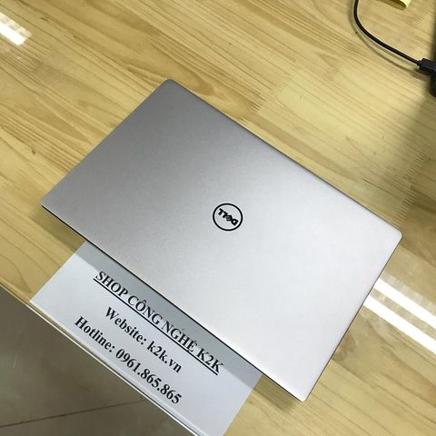 Dell XPS 13 (9343) (2015) (Intel Core i7-5500U 2.4GHz, 8GB RAM, 256GB SSD, VGA Intel HD Graphics 5500, 13.3 inch Touch Screen QHD+(3200x1800), Windows 8.1)