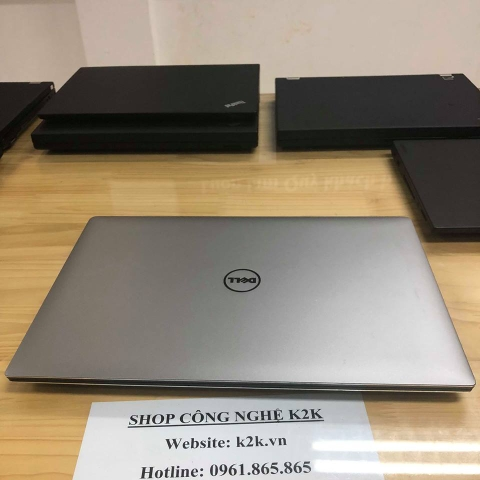 Dell XPS 15 9570 (Intel Core i9-8950HK, 32GB RAM, 1TB SSD, VGA NVIDIA GeForce GTX 1050Ti - 4GB GDDR5, 15.6 inch 4K Touch Screen, Windows 10)