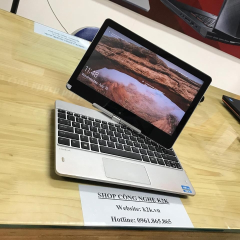 HP EliteBook Revolve 810 G2 (Intel Core i5-4200U 1.6GHz, 8GB RAM, 256GB SSD, VGA Intel HD Graphics 4600, 11.6 inch Touch Screen, Windows 8 Pro 64 bit)