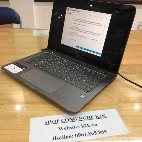 HP ENVY 13 X360 Y013CL CORE I7-7500U 7TH / 16GB RAM / 256GB SSD / 13.3 INCH (3200 x 1800) Touch Screen / Win 10 pro