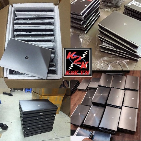 HP EliteBook 8460p (Intel Core i3-2310M 2.1GHz, 4GB RAM, 250GB HDD, VGA Intel HD Graphics 3000, 14 inch, Windows 7 Professional 64 bit)