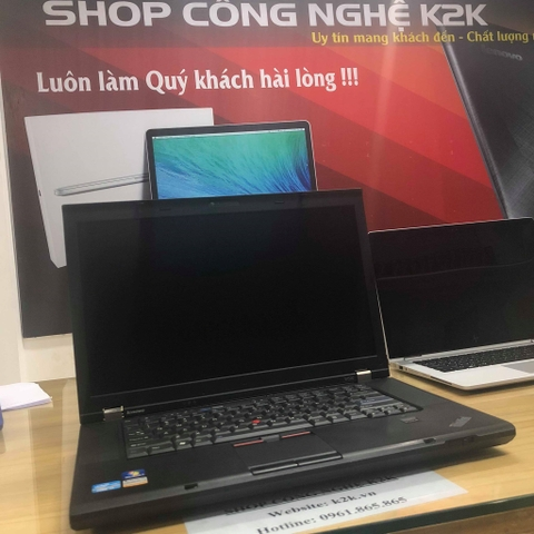 IBM ThinkPad W520 (Intel Core i7-2720QM 2.2Ghz, 8GB RAM HHD, 180GB SSD, VGA NVIDIA Quadro 1000M, 15.6inch RGB Full HD)