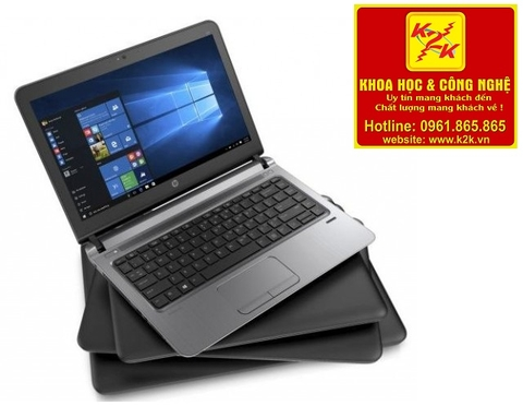HP Probook 450 G3 (Intel Core i3-6100U 2.3GHz, 4GB RAM, 500GB HDD, VGA Intel HD Graphics 520, 15.6 inch, DOS)