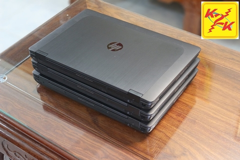 Laptop HP Zbook 15 (Core i7-4900MQ, Ram 8GB, 500GB HDD, Nvidia Quadro K2100 - 2GB DDR5, Full HD 15.6 inch)