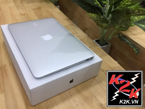 Apple Macbook Air MJVP2 (2015) (Intel Core i5 1.6GHz, 4GB RAM, 256GB SSD, VGA Intel HD Graphics 6000, 11.6 inch, Mac OS X Yosemite)
