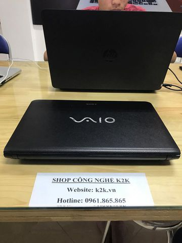 Sony Vaio SVE-14132CV/B (Intel Core i3-3120M 2.5GHz, 2GB RAM, 320GB HDD, VGA Intel HD Graphics 4000, 14 inch, Windows 8 64 bit)