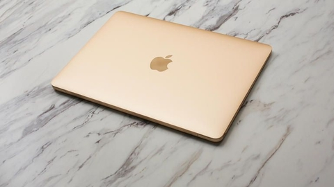 The New Macbook 12 inch 2016 Gold Core M3 1.1GHz/ Ram 8Gb/ SSD 256Gb