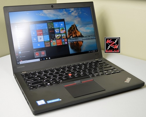 Lenovo Thinkpad X260 (Intel Core i5-6300U 2.4GHz, 8GB RAM, 256GB SSD, VGA Intel HD Graphics, 12.5 inch, Windows 7 Professional)