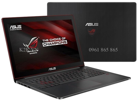 Asus G501J  intel i7-4720HQ, 8GB RAM, 1T HDD, VGA NVIDIA GTX960M - 4GB, 15.6 INCH FULL HD
