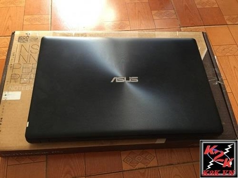 Asus P550LDV-XO848D (Intel Core i3-4010U 1.7GHz, 2GB RAM, 500GB HDD, VGA NVIDIA GeForce GT 820M, 15.6 inch, Free DOS)