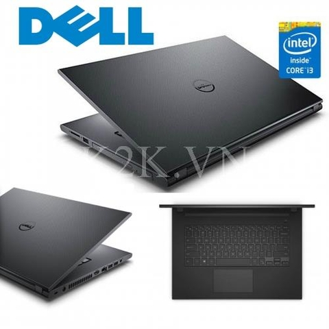 Dell Inspiron 3442 (Intel Core i5-4210U 1.7GHz, 4GB RAM, 500GB HDD, VGA NVIDIA GeForce GT 820M, 14inch, Free DOS)