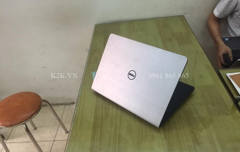 Dell Inspiron 5457 ( Core i5 6200U – Ram 4G – HDD 500G – NVIDIA GeForce 930M - 2GB –14 inch – FHD) Like new