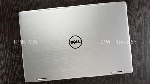 Dell Inspiron 7569 (Intel Core i5-6200U 2.3GHz, 4GB RAM, 128GB SSD, VGA Intel HD Graphics 520, 15.6 inch Touch Screen, Windows 10 Home 64 bit)