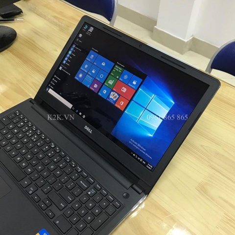 Dell Inspiron N3567 (Intel Core i3-6006U 2.0GHz, 4GB RAM, 1TB HDD, VGA Intel HD Graphics 520, 15.6 inch, Free DOS)