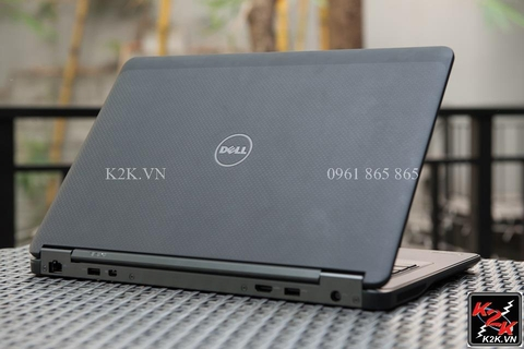 Dell Latitude E7250 (Intel Core i5-5200U 2.6GHz, 8GB RAM, 256GB SSD, VGA Intel HD Graphics 5500, 12.5 inch IPS)