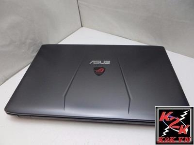 Asus ROG GL752VW-DH71 (Intel Core i7-6700HQ 2.6GHz, 8GB RAM, 1TB HDD, VGA NVIDIA GeForce GTX 960M, 17.3 inch, Windows 10)