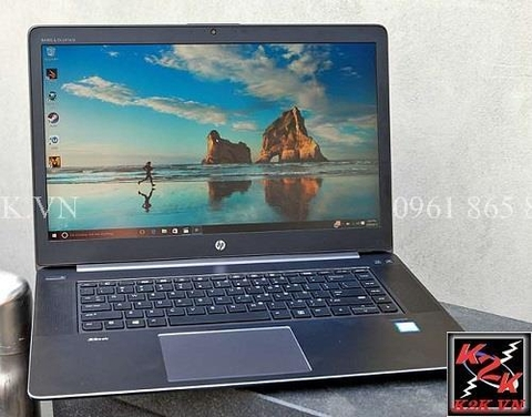 HP ZBook Studio 15 G3 Mobile Workstation (Intel Core i7-6700HQ 2.6GHz, 16GB RAM, 512GB SSD, VGA NVIDIA Quadro M1000M, Windows 10 Pro 64 bit)