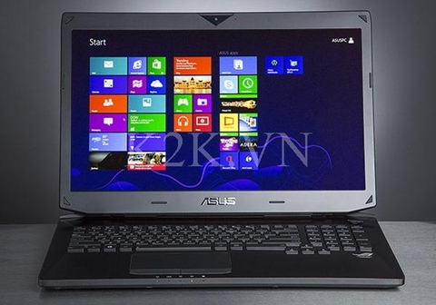 Asus G75  (Intel Core i7-3610QM 2.3GHz, 8GB RAM, 1TB HDD, VGA NVIDIA GeForce GTX 660M, 17.3 inch,Windows 7 Home Premium 64 bit)