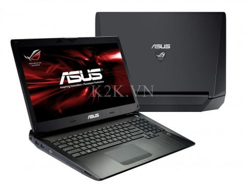 Asus G750 ( G750JM-T4139H ) (Intel Core i7-4700HQ 2.4GHz, 8GB RAM, 1TB HDD, VGA NVIDIA GeForce GT 860M, 17.3 inch, Windows 8.1 64-bit)