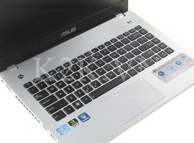 Asus N46VZ-V3035D (Intel Core i5-3210M 2.5GHz, 8GB RAM, 750GB HDD, VGA NVIDIA GeForce GT 650M, 14 inch, PC Dos)