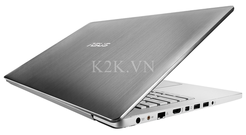 Asus N550JK-CN057H (Intel Core i7-4700HQ 2.4GHz, 8GB RAM, 750GB HDD, VGA NVIDIA GeForce GTX 850M, 15.6 inch, Windows 8.1 64 bit)