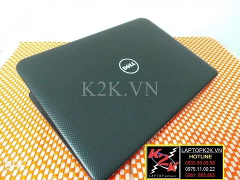 Dell Inspiron 14 3437  (Intel Core i3-4010U 1.7GHz, 4GB RAM, 750GB HDD, VGA Intel HD Graphics 4400, 14 inch, Free DOS)