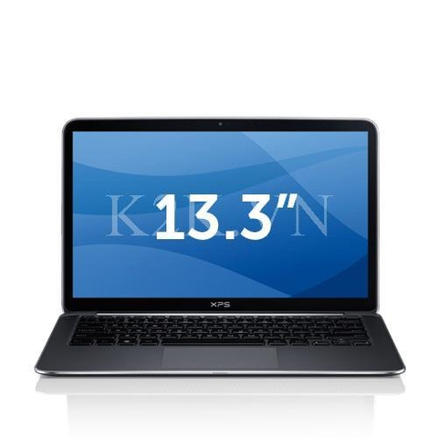 Dell XPS 13 L321X (Intel Core i5-2467M 1.6GHz, 4GB RAM, 128GB SSD, VGA Intel HD Graphics 3000, 13.3 inch, PC DOS)