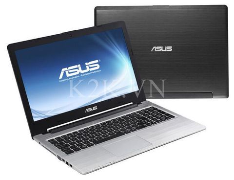 Asus K56CA (Intel Core i5-3317U 1.7GHz, 6GB RAM, 750GB HDD, VGA Intel HD Graphics 4000, 15.6 inch)