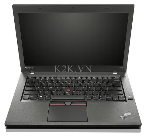 Laptop Lenovo Thinkpad T450 (Intel Core i5-5300U 2.30GHz, RAM 8GB, SSD 256GB, VGA Intel HD5500 Graphic, 14 inch HD, Win 8 Pro)